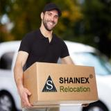 Shainex Relocation