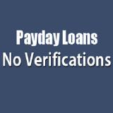 Payday Loans No Verifications