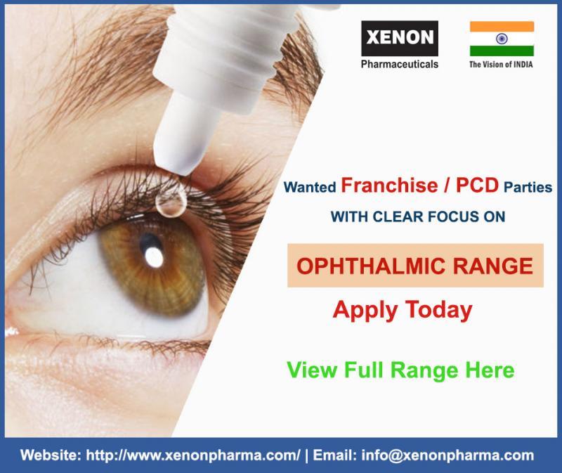 Xenon Pharmaceuticals, PCD Pharma Franchise Company
