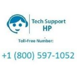 HP Technical Support Phone Number 1-800-597-1052