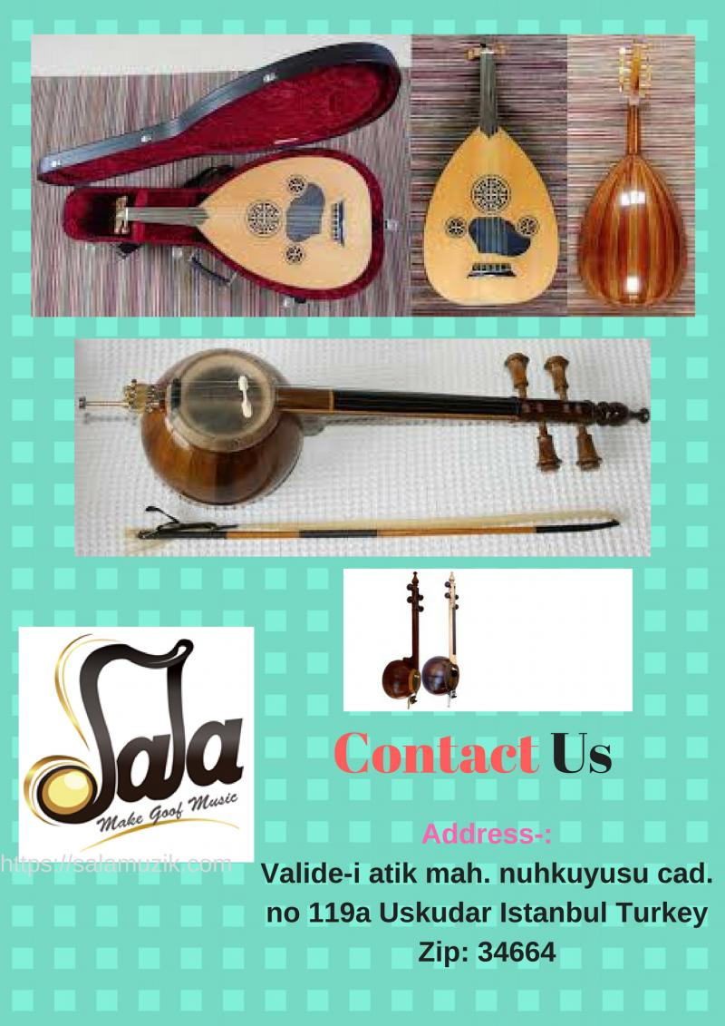 Buy Arabic Instruments Online