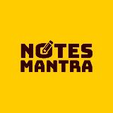 Notes Mantra