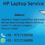 HP Laptop Service Center in Gurugram