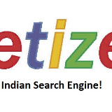 Yetize search engine