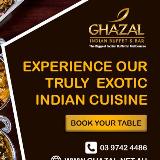 Ghazal Indian Buffet & Bar