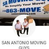 Moving Guys San Antonio TX
