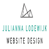 Julianna Lodewijk Website Design
