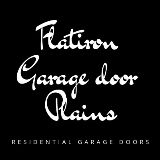 Flatiron Garage door Plains