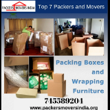 Top 7 Packers and Movers