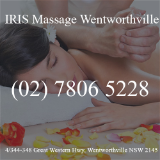 IRIS Massage Wentworthville